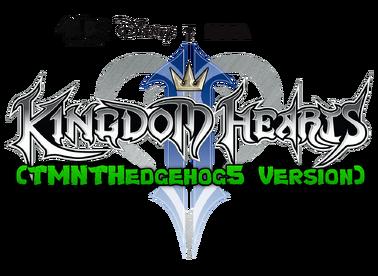 Kingdom Hearts II Logo (TMNTHedgehog5 Version)