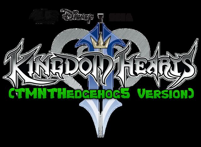 File:Kingdom Hearts II Logo (TMNTHedgehog5 Version).png