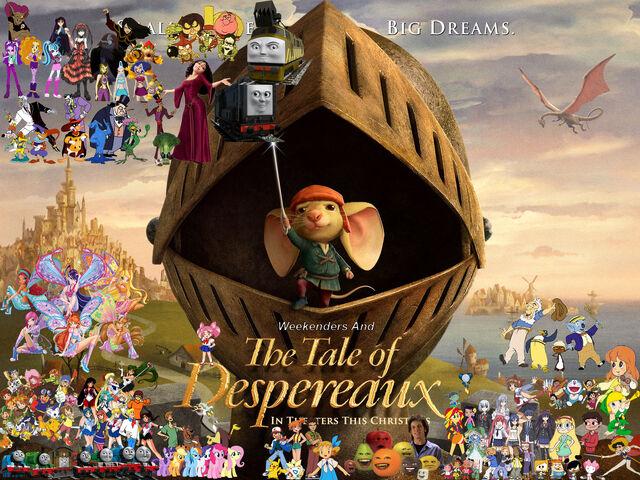 File:Weekenders and The Tale of Despereaux-1.jpg