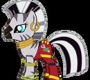 Zeñorita Cebra