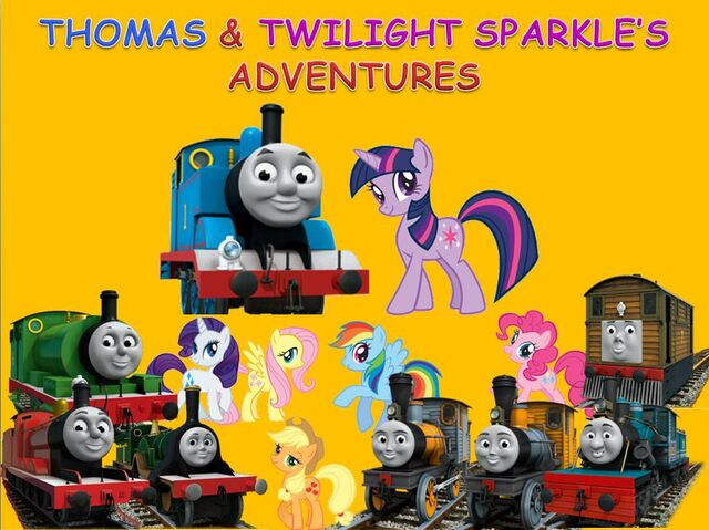 File:Thomas & Twilight Sparkle's Adventures.jpg