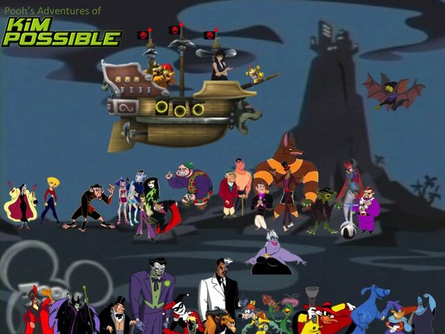 File:Pooh's Adventures of Kim Possible Villains Poster (with School Trix).jpg