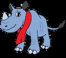 Heather the Rhinoceros