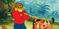 Johnny, Timon and Pumbaa's Wild Adventures