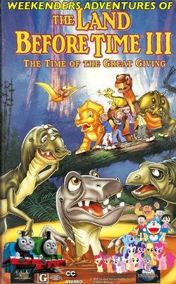 Weekenders Adventures of The Land Before Time III (Remake)