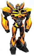 Bee Transformers Prime