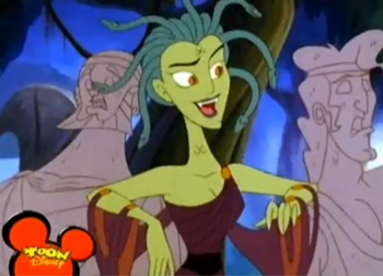 Disney Medusa
