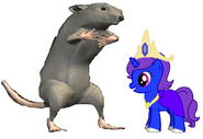 Princess Jubilee and Rattrap