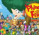 Weekenders Adventures of Phineas and Ferb