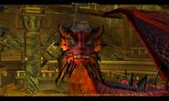 Smaug from The Hobbit (2003 Video Game)