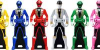 Legendary Ranger Keys
