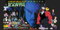 Thomas and Twilight Sparkle's Adventures of Battlefield Earth