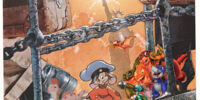 Littlefoot's Adventures of An American Tail