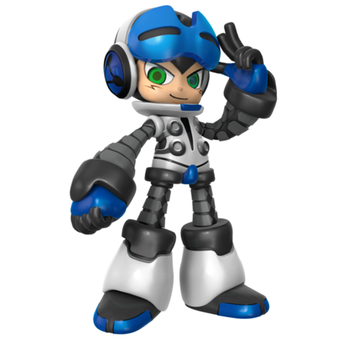 File:Mighty no 9 beck render by nibroc rock-d9gtrx8.png