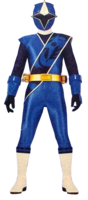 Ninja Force Blue