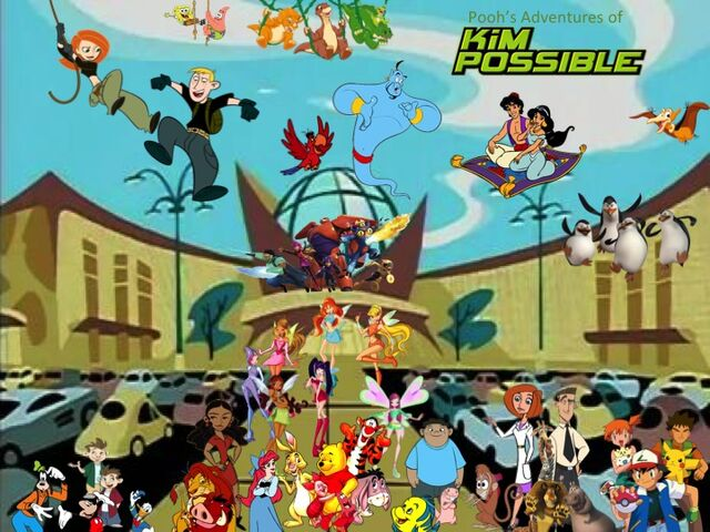 File:Pooh's Adventures of Kim Possible Season 1 Poster (Magic Winx).jpg