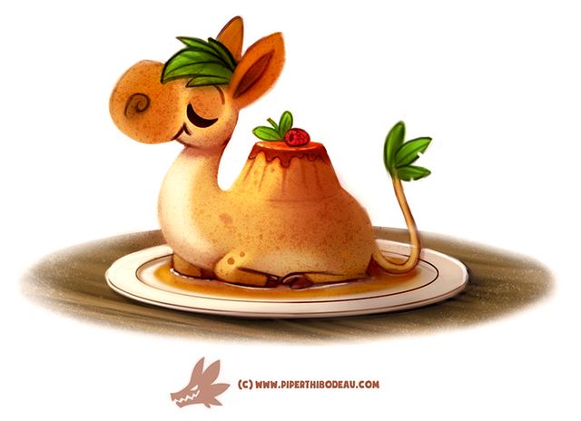 File:Daily paint 1273 camamel custard by cryptid creations-da2vcui.png