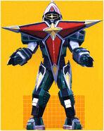 Samurai Star Megazord