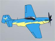 Wonderbolts plane