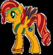 Ishani pony