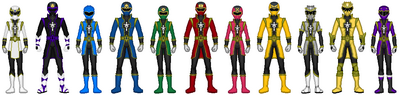 Pirate Force Rangers