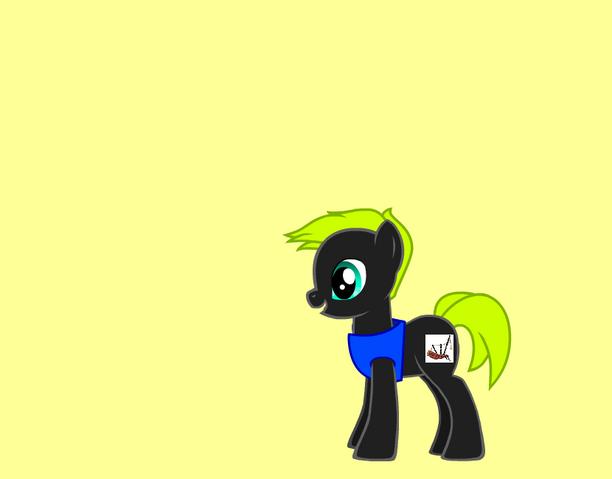 File:Douglas as a pony.png