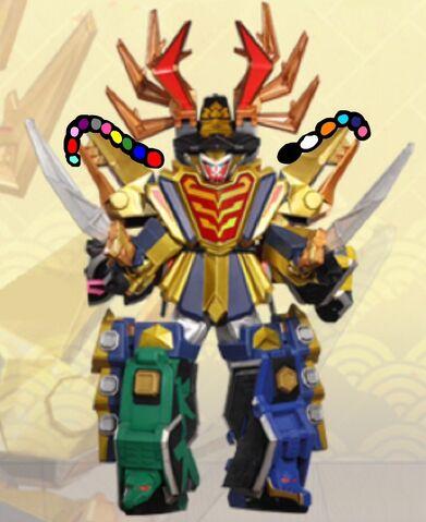 File:Cyber Claw Armor Megazord.jpeg
