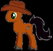 Terrence pony