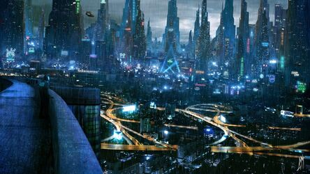 Future-City-Wallpaper