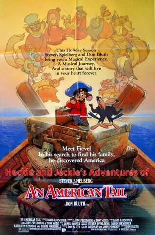File:Heckle and Jeckle's Adventures of An American Tail Poster.jpg