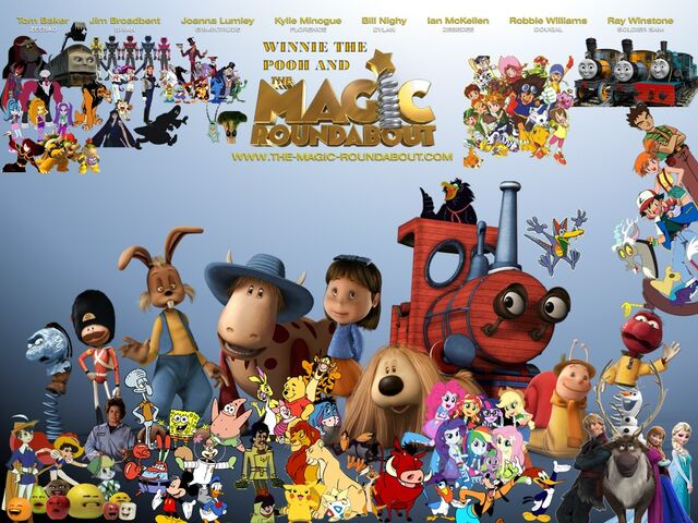 File:Winnie the Pooh and the Magic Roundabout Poster.jpg