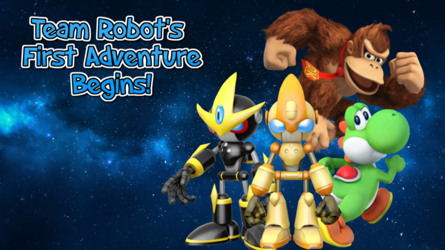 File:Team Robot's First Adventure Begins Poster.png