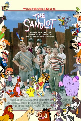 File:Winnie the Pooh Goes to The Sandlot Poster.jpg