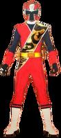 Ninja Steel Gold Red Ranger
