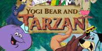 Yogi Bear and Tarzan