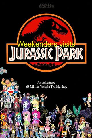 File:Weekenders visits Jurassic Park-0.jpg