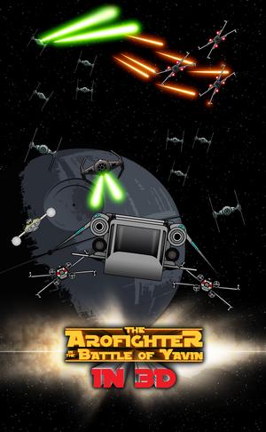 Arofighter Poster
