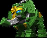 Elephant Ninja Zord