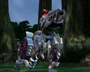 Dinobot II Beast Mode