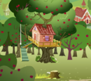 The Cutie Mark Crusaders' Clubhouse