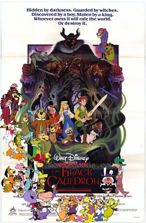 The Black Cauldron (Version 2)
