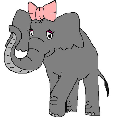 File:Kimmy the elephant by kylgrv-d3aemmu.jpg
