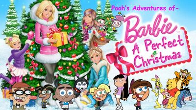 Pooh's Adventures of Barbie - A Perfect Christmas