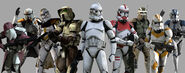 Clone Troopers Phase II