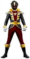 Super Megaforce Black Ranger