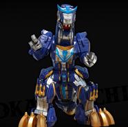 Q-Rex Dinozord