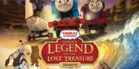 Little Bear's Adventures of Thomas & Friends: Sodor's Legend of the Lost Treasure
