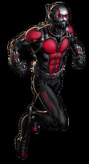 Scott Lang - Ant Man-protrait