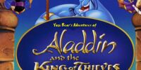Yogi Bear's Adventures of Aladdin and the King of Thieves