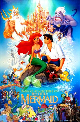 File:Danny's Adventures of The Little Mermaid (1989) Poster.jpg